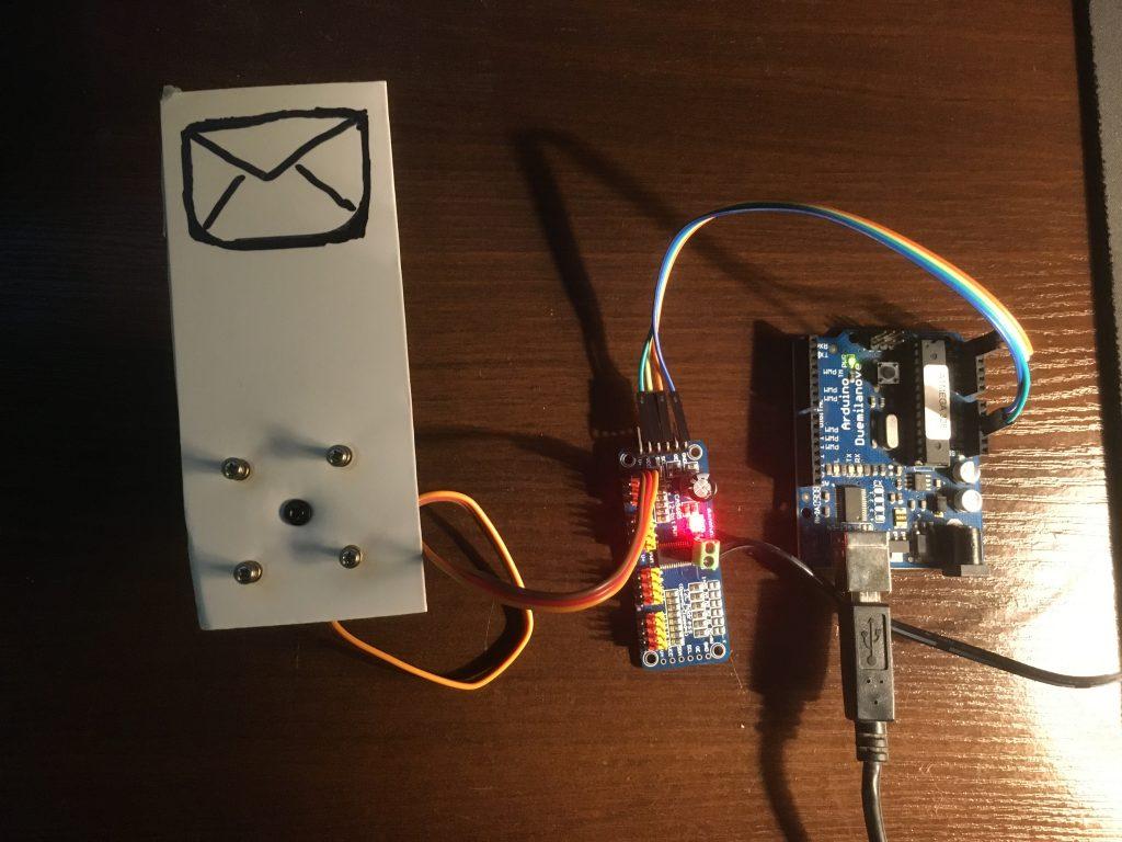 Powiadamianie o nowej poczcie z Arduino